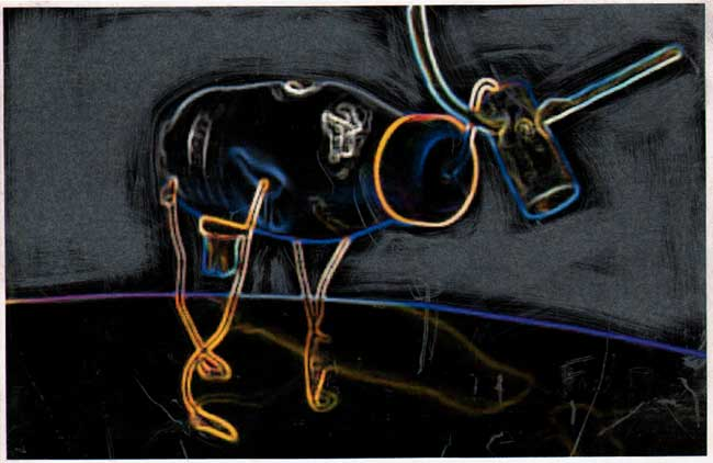 Art and cow / 2010 par FRED M  * Cliquer pour agrandir / Click for enlarge