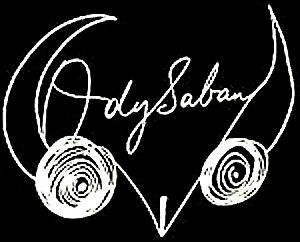 Signature de ODY SABAN