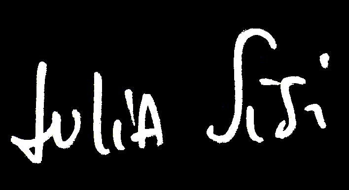 Signature de JULIA SISI